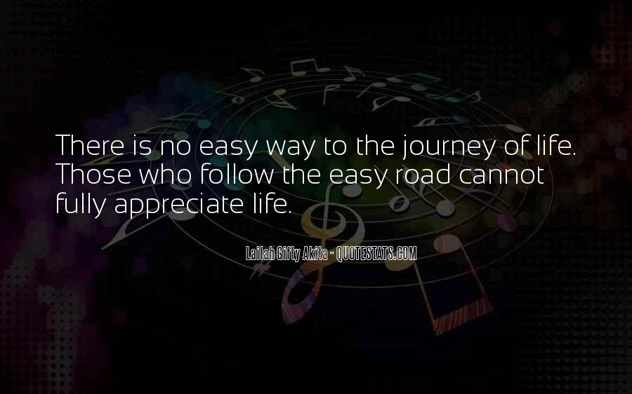 Quotes About Our Paths In Life #145349