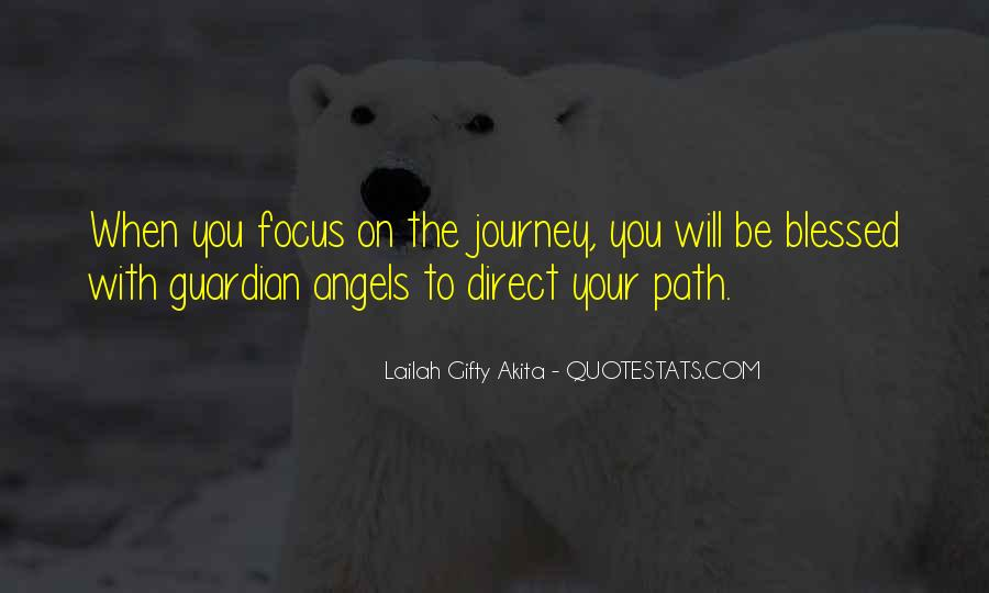 Quotes About Our Paths In Life #287240