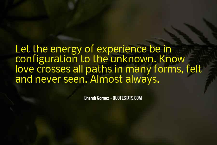 Quotes About Our Paths In Life #457200