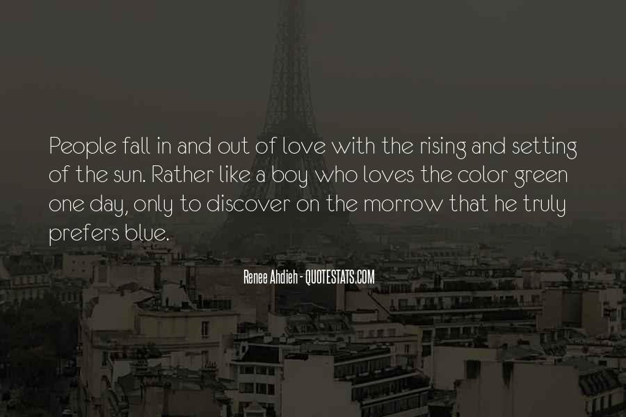 Quotes About The Sun Setting And Rising #290022
