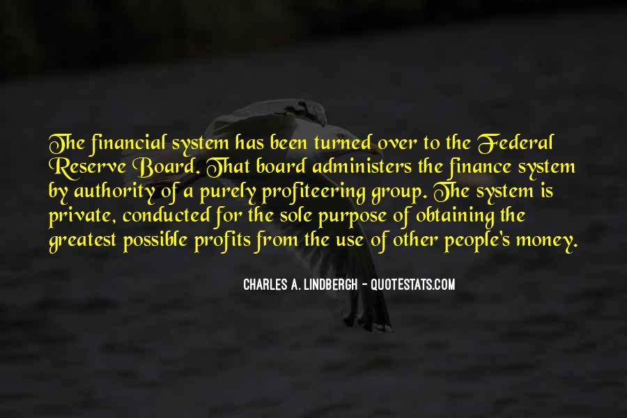 Quotes About Profits #113277