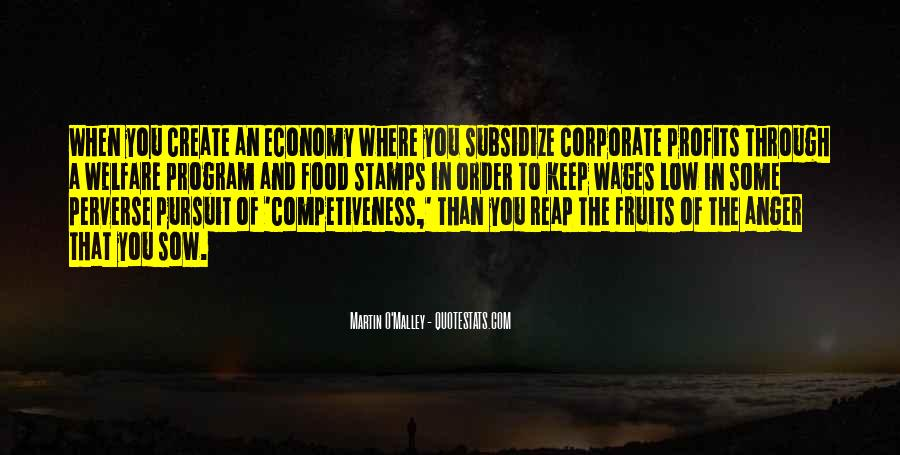 Quotes About Profits #116109