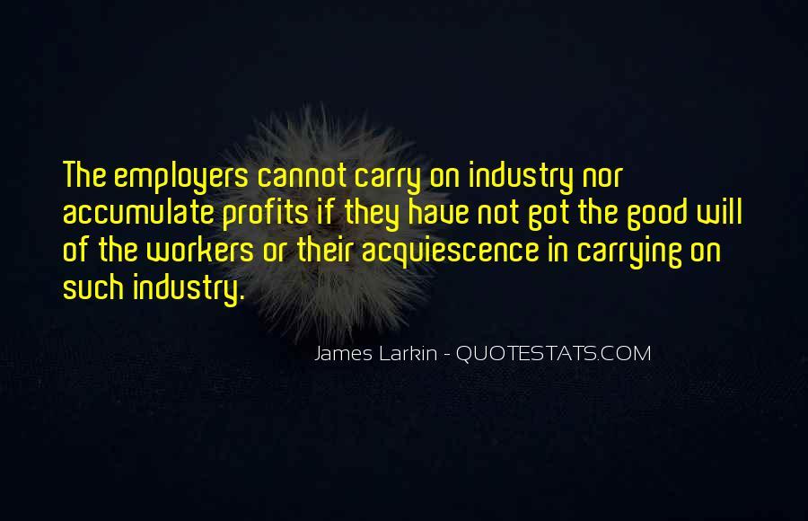 Quotes About Profits #117733
