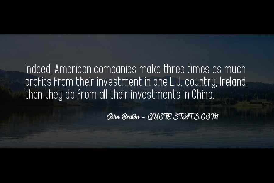 Quotes About Profits #128588
