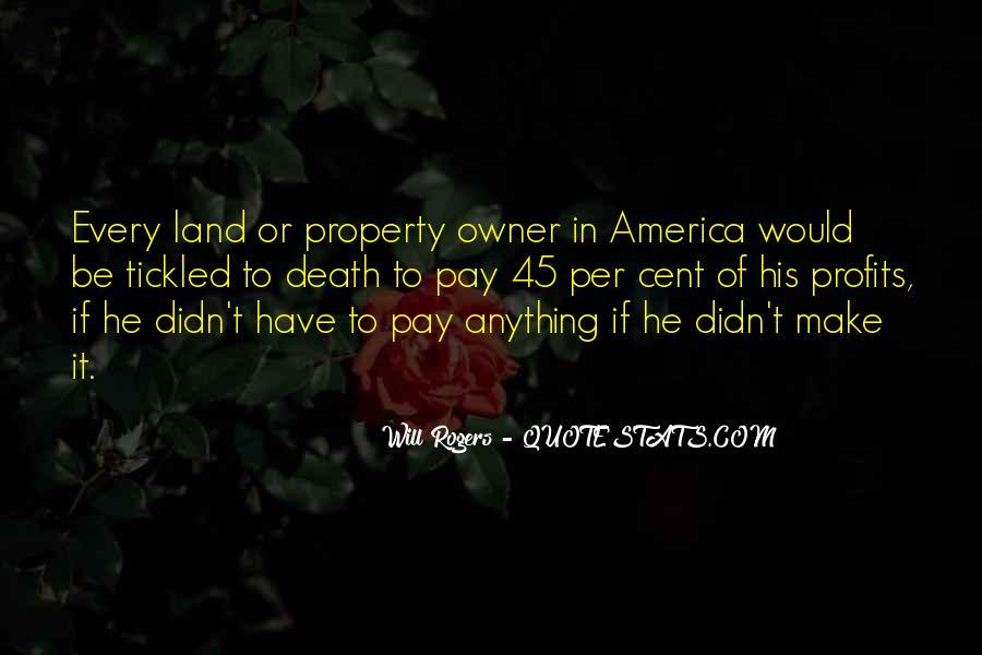 Quotes About Profits #136739