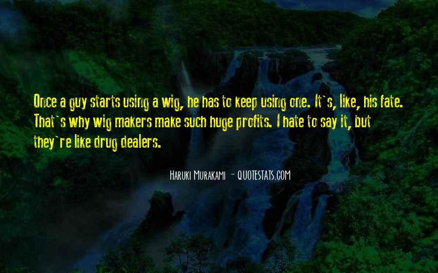 Quotes About Profits #174743