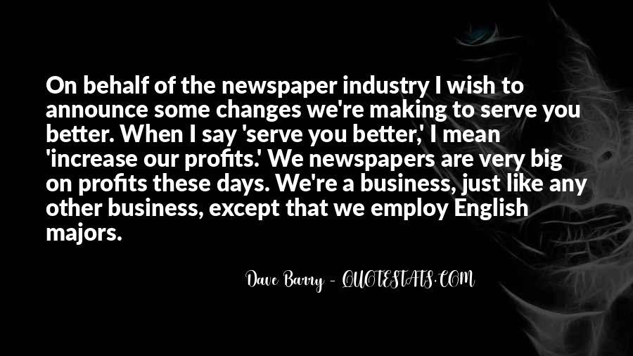 Quotes About Profits #179124