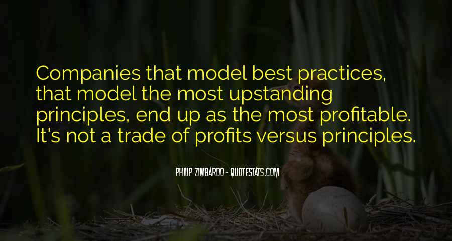 Quotes About Profits #199135