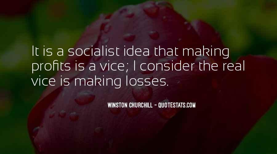 Quotes About Profits #205766