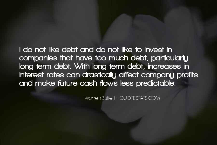 Quotes About Profits #253012