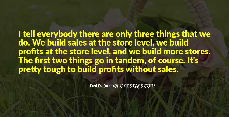 Quotes About Profits #264507