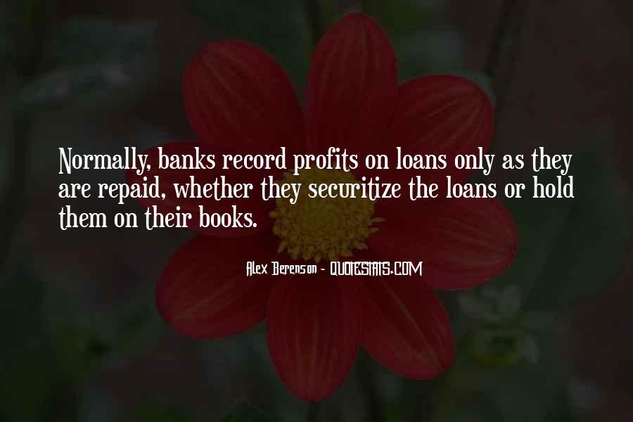 Quotes About Profits #265418