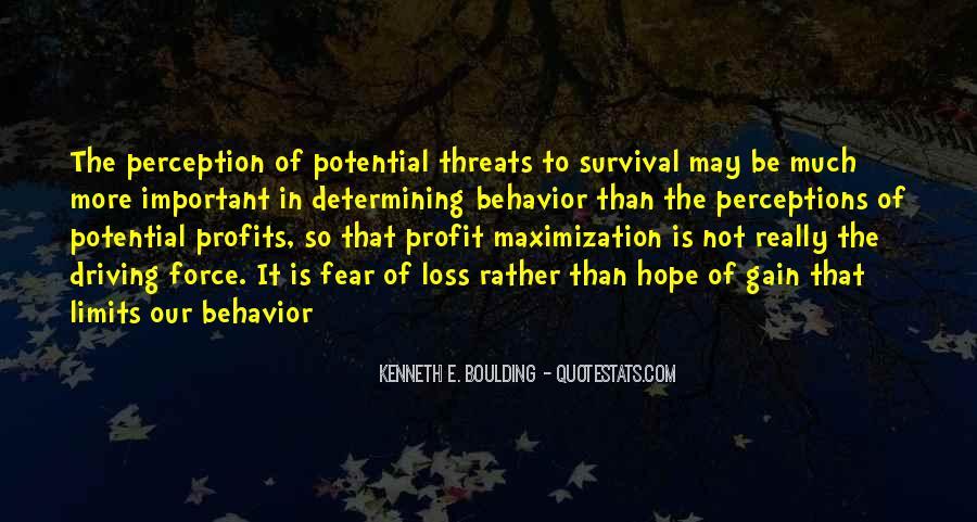 Quotes About Profits #271775