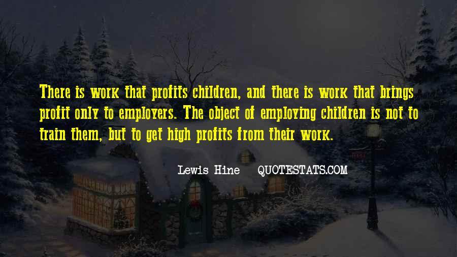 Quotes About Profits #279277