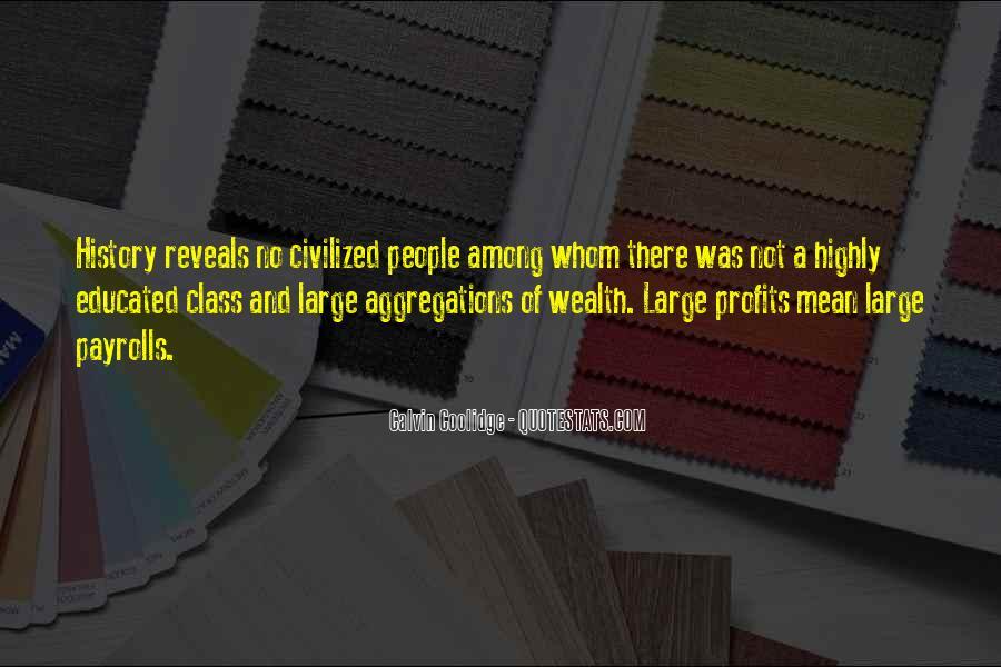 Quotes About Profits #28381