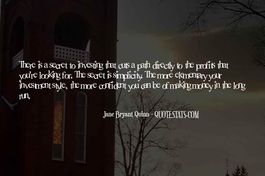 Quotes About Profits #295338