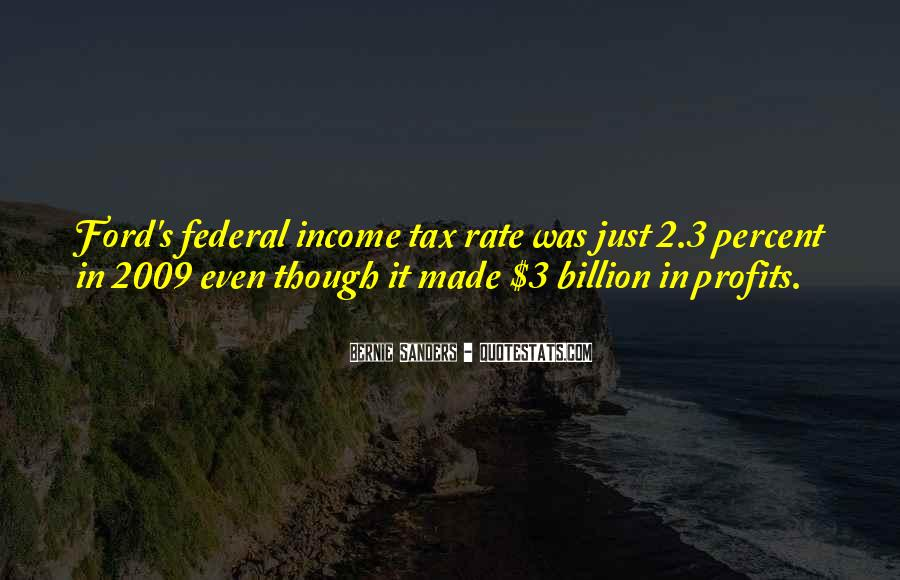 Quotes About Profits #298809