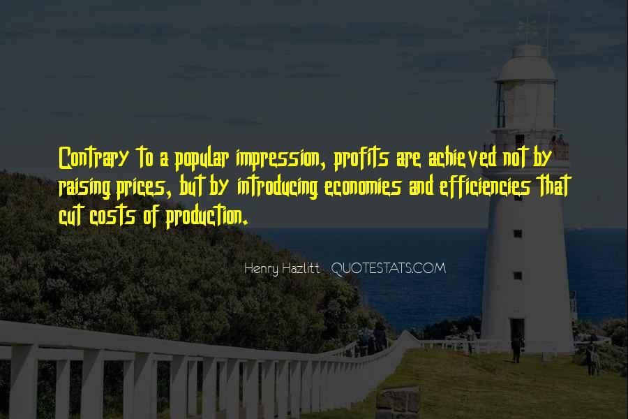 Quotes About Profits #300021