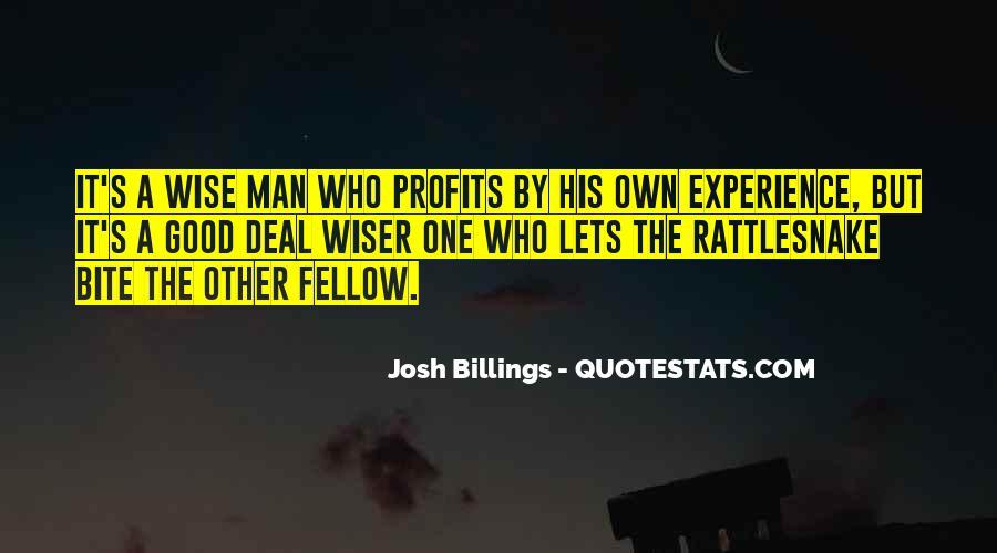 Quotes About Profits #63157
