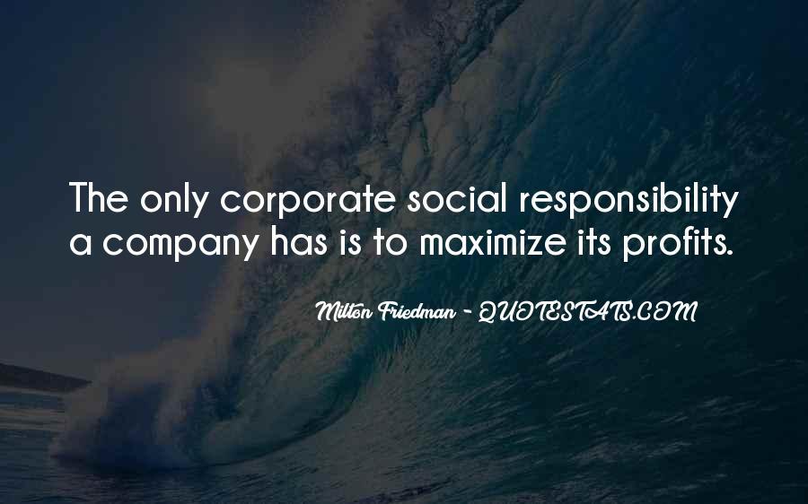 Quotes About Profits #80860