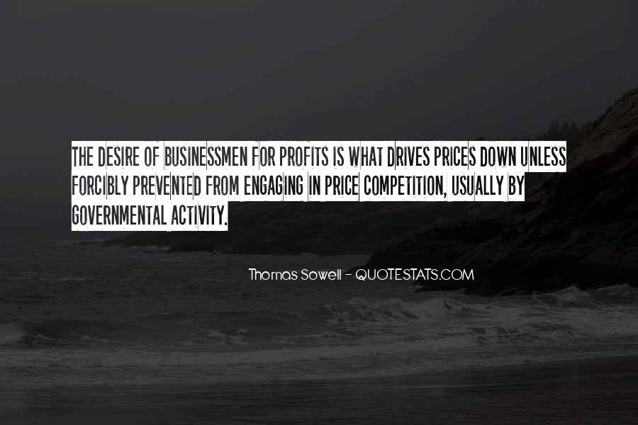 Quotes About Profits #89670
