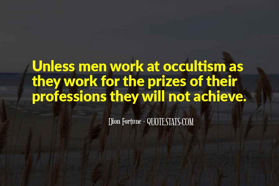 Quotes About Professions #152471