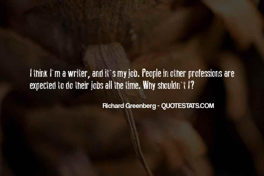Quotes About Professions #202030