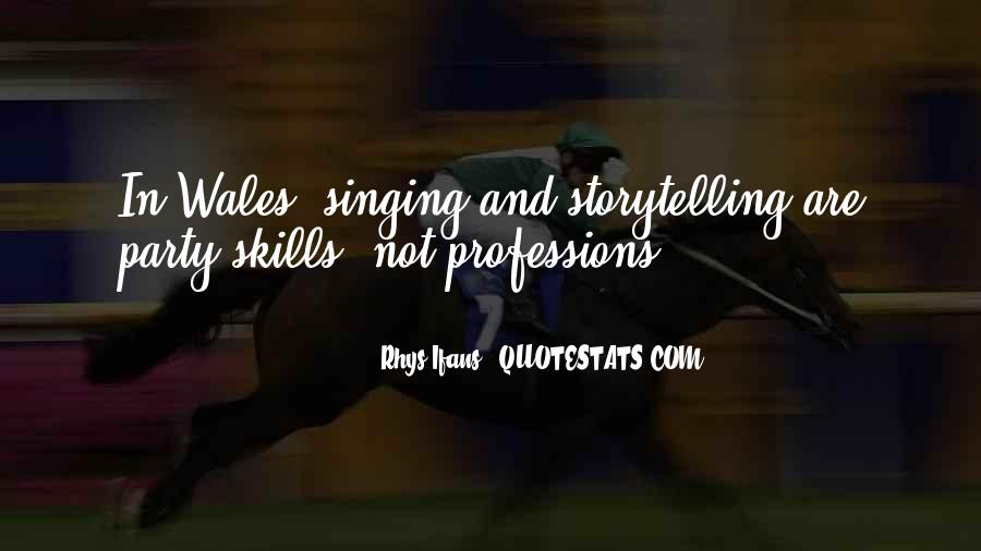 Quotes About Professions #238592