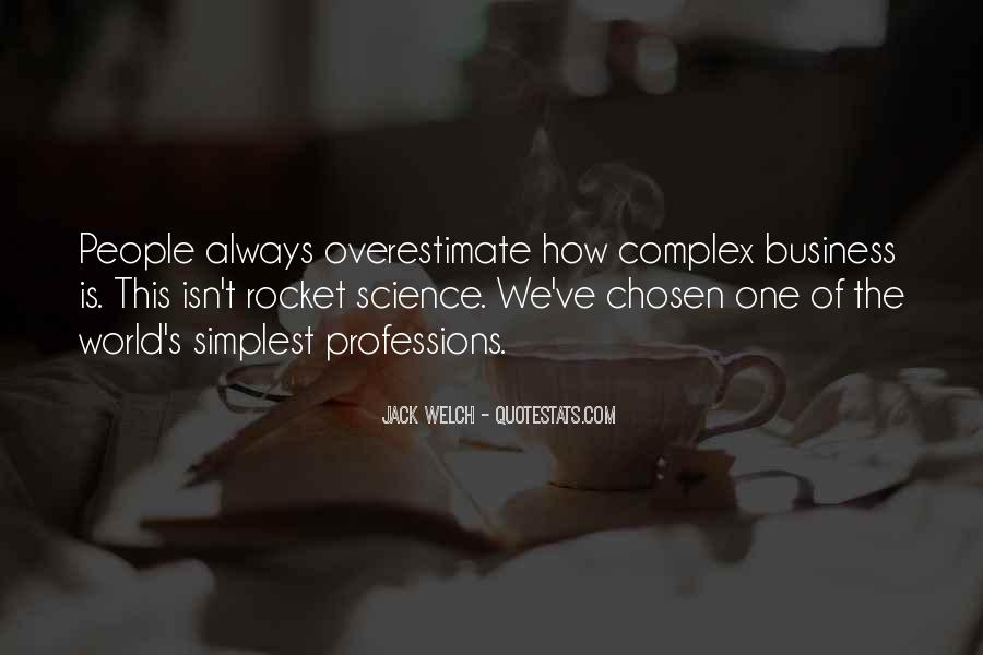 Quotes About Professions #427584