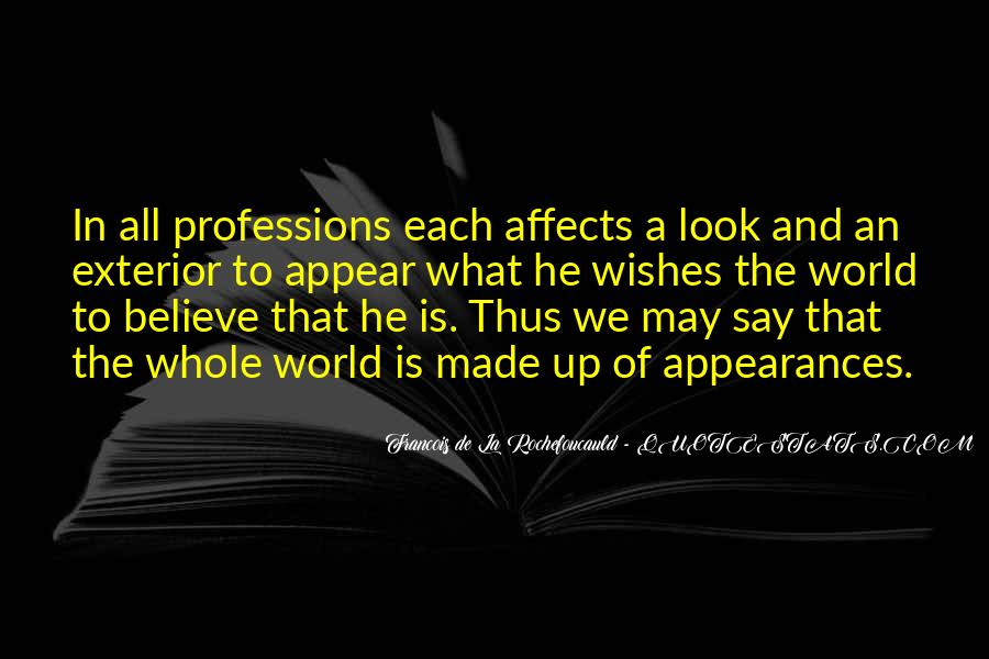 Quotes About Professions #503503