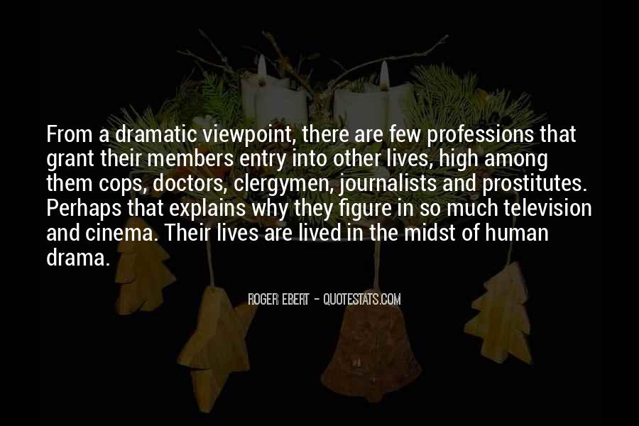 Quotes About Professions #513814