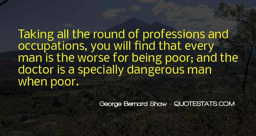 Quotes About Professions #639283