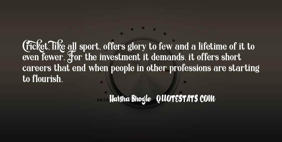 Quotes About Professions #716476