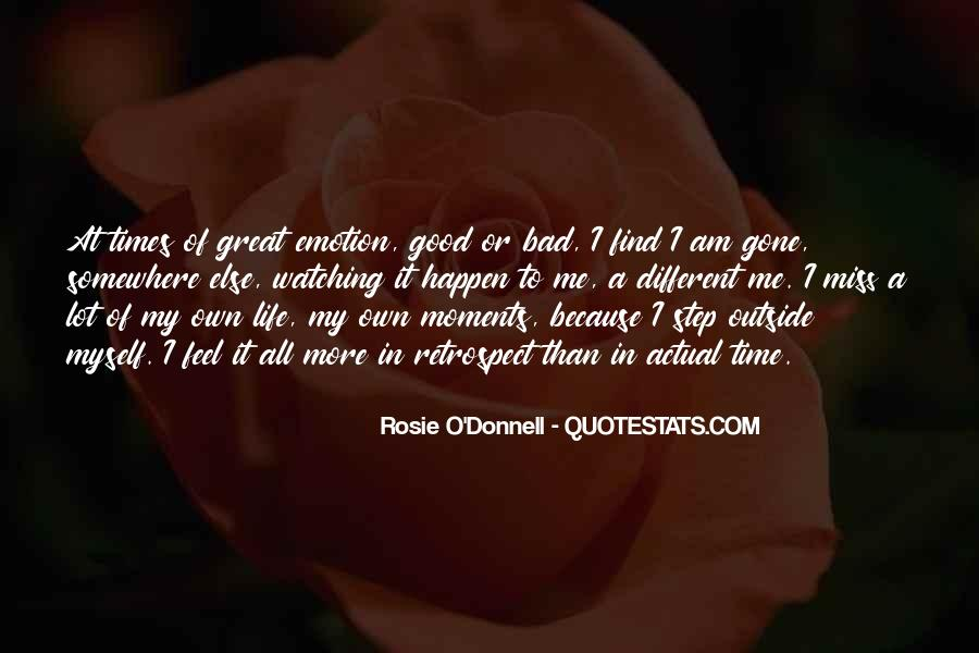Quotes About Bad Moments #1004988