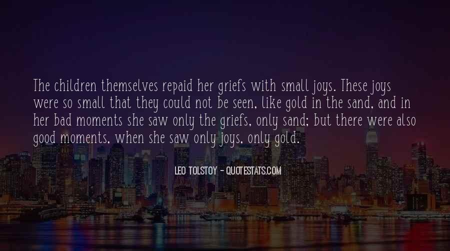 Quotes About Bad Moments #1434958