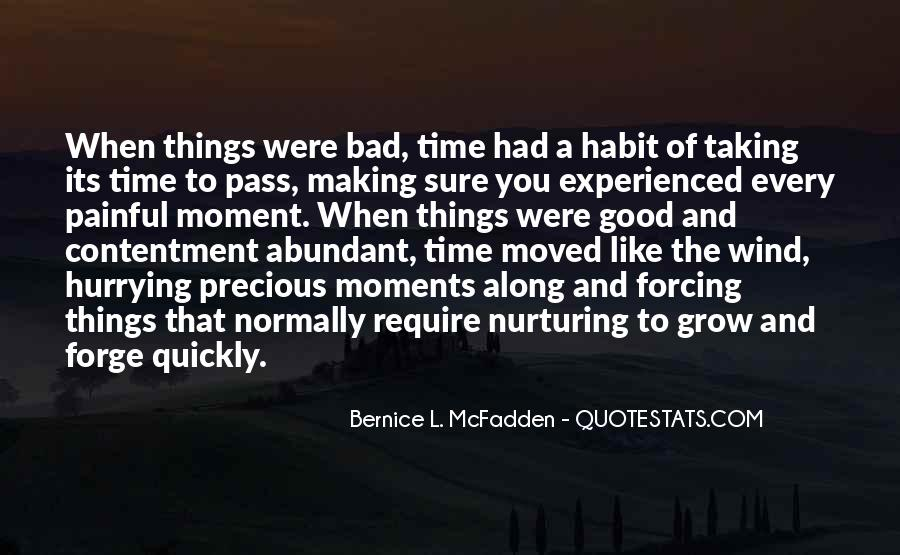 Quotes About Bad Moments #1510622