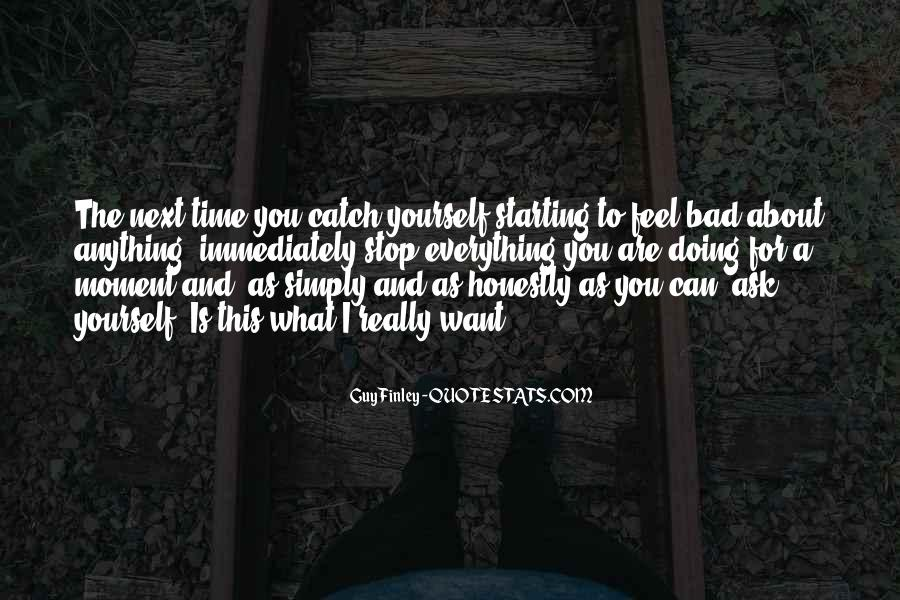 Quotes About Bad Moments #567206