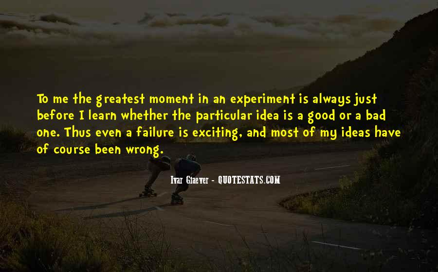 Quotes About Bad Moments #693141