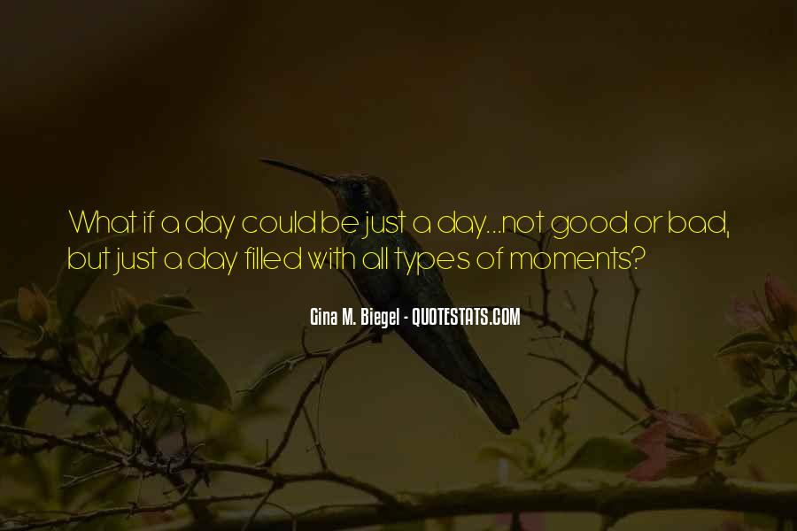 Quotes About Bad Moments #830309