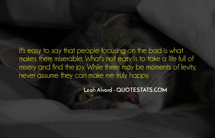 Quotes About Bad Moments #877805