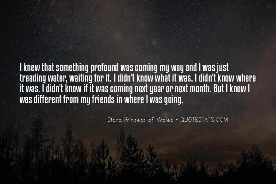Quotes About Friends Growing #1451980