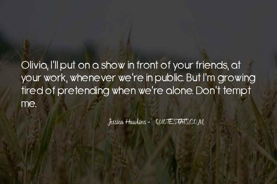 Quotes About Friends Growing #76400