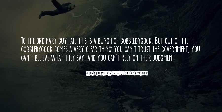 Quotes About Out Of The Ordinary #158806