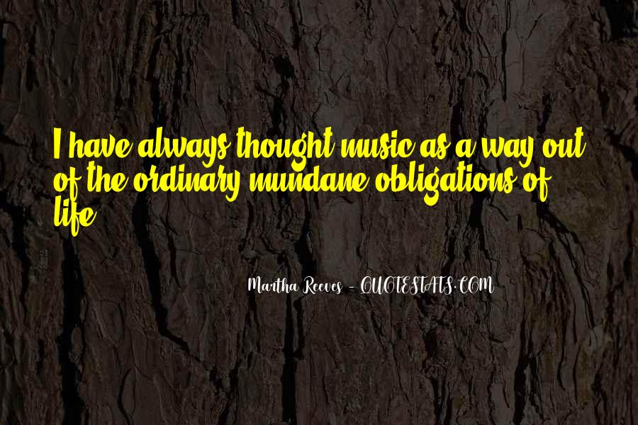 Quotes About Out Of The Ordinary #251957