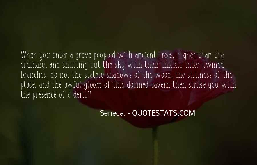 Quotes About Out Of The Ordinary #979168