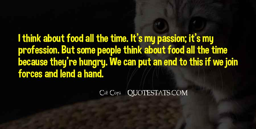 Quotes About Profession And Passion #1748308