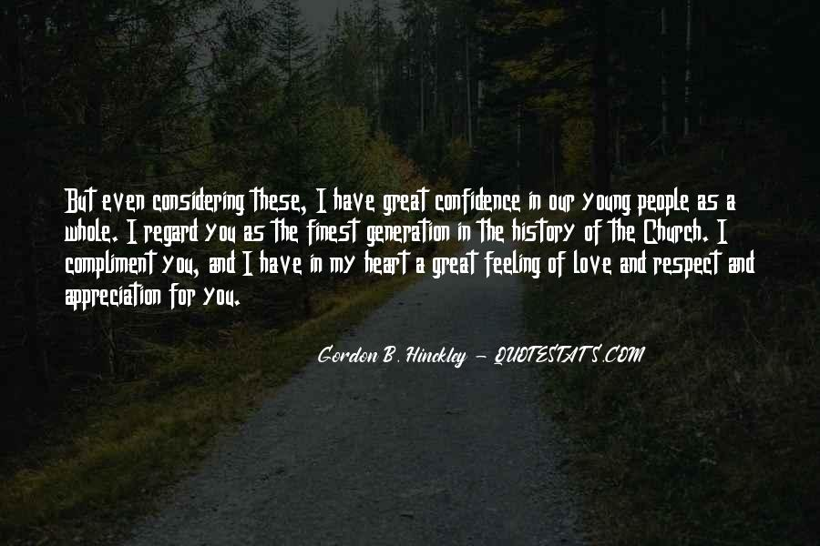 Quotes About Love In This Generation #365822
