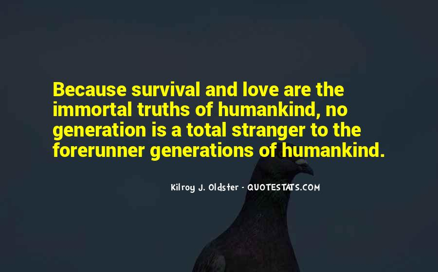 Quotes About Love In This Generation #38501