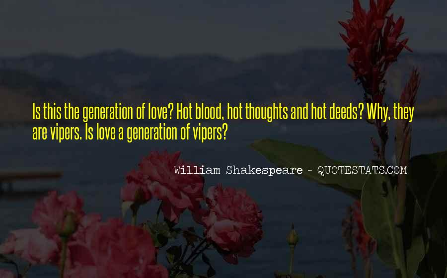 Quotes About Love In This Generation #548305
