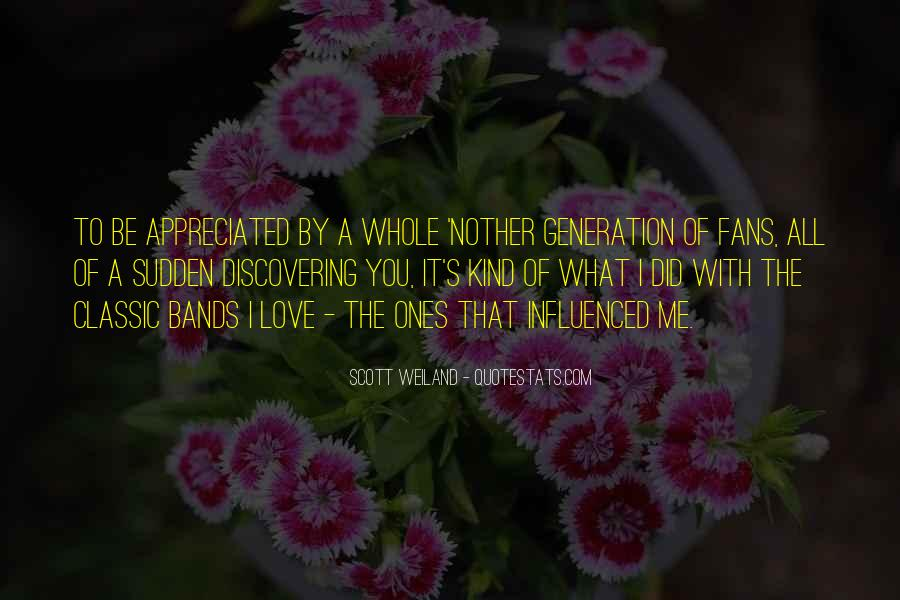 Quotes About Love In This Generation #570007
